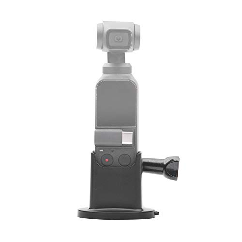 TPOTOO Handheld Gimbal Halterungs Stützfuß Adapter Halterung mit 1/4 Zoll-Schraubenloch Erweiterungssatz kompatibel für…