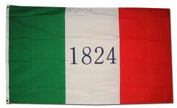 NEW 3x5 Texas 1824 ALAMO Historical Battle Flag 3 x 5
