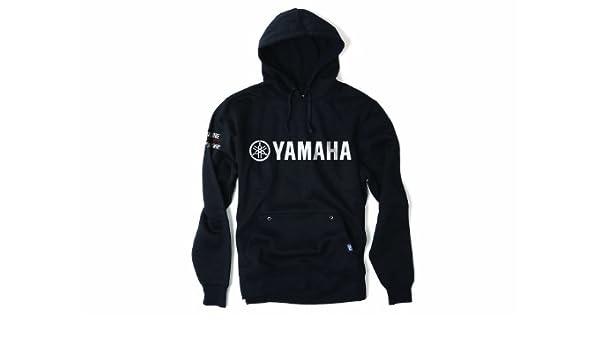 Factory Effex Sudadera con Capucha del Equipo de Yamaha: Amazon.es: Coche y moto