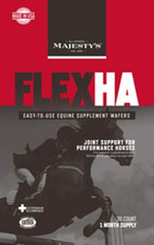 Majesty's FlexHA Wafer Supplement, 30-Count