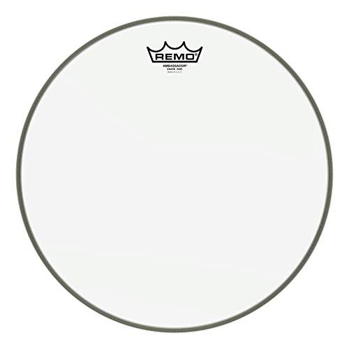 """Remo Ambassador Hazy Snare Side Drumhead, 14"""""""