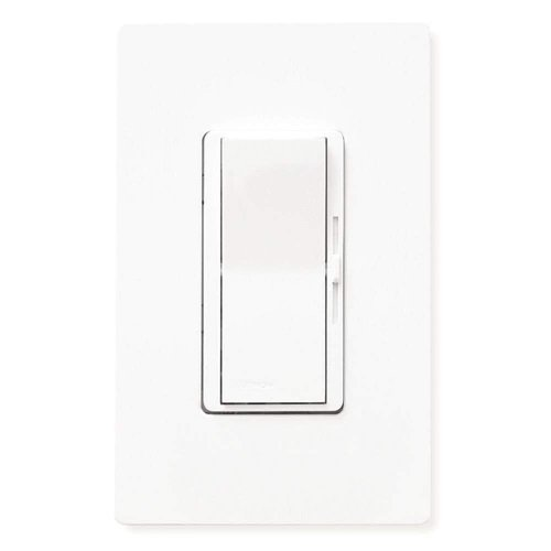 Lutron DV-600PH-WH Diva INC 600W White CLM Electrical Distribution Product,
