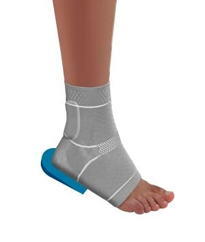 Achilles Tendon Support - Achilles Tendonitis for Ankle Support and Heel Pain – Ideally for Running, Recovery, Sports and Long Travel – Xtra Large - by Uriel