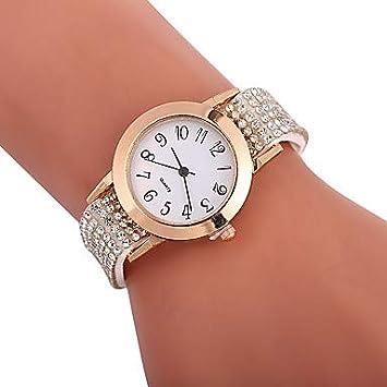 XKC-watches Relojes de Mujer, Mujer Reloj de Vestir Reloj de ...