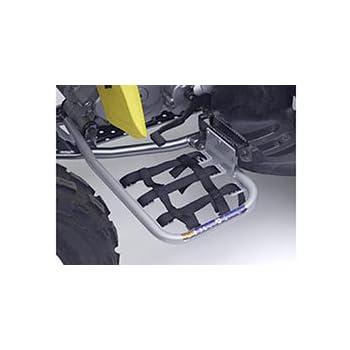 Blue Hose /& Stainless Gold Banjos Pro Braking PBF9581-BLU-GOL Front Braided Brake Line