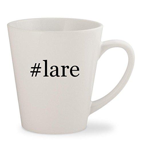 #lare - White Hashtag 12oz Ceramic Latte Mug - Reviews Thompson Dream