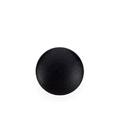 Blank Round Shield - Custom 16 Gauge Steel Battle Ready - Natural - One Size -