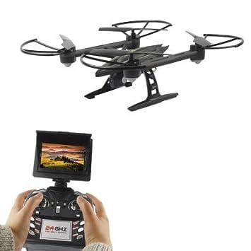 MODELTRONIC Dron JXD 510G Camara 2MP con Monitor y Sistema FPV 5.8 ...
