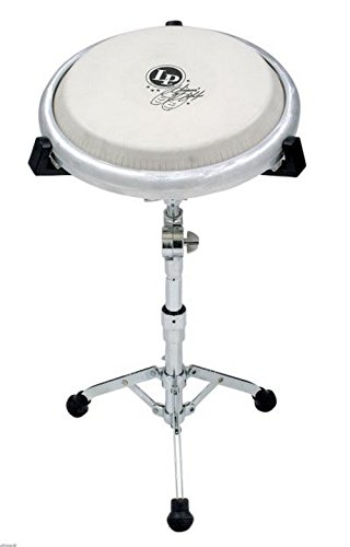 Latin Percussion Compact Conga, (Portable Conga Drum)