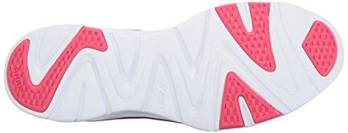 Asics Women's Gel-Fit Tempo 3 Cross-Trainer Shoe, Multi Prune/Silver/Rouge Red