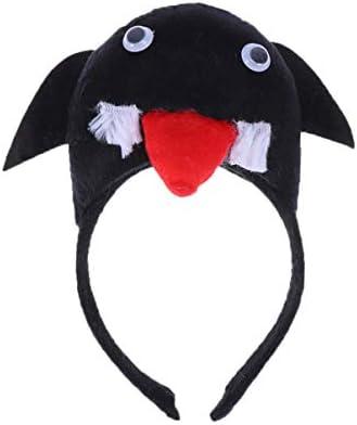 Amosfun Halloween Diadema De Golondrina Disfraz Pájaro para Niños ...