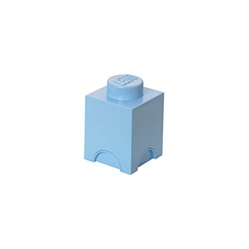 LEGO Storage Brick Light Blue