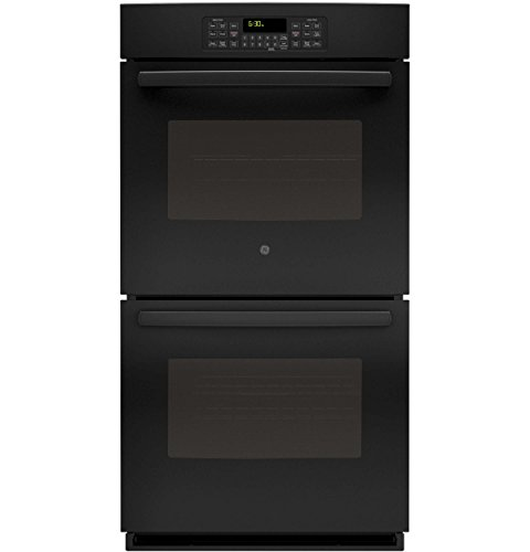 GE JK3500DFBB 27″ Black Electric Double Wall Oven