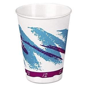Dart Jazz Trophy Plus Dual Temperature Cups, 12 Oz, Hot/Cold