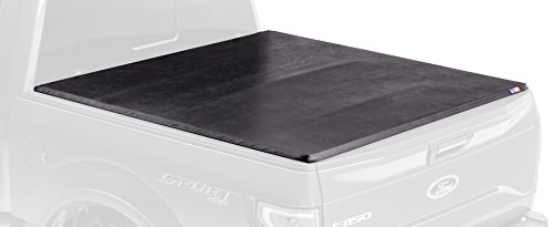 American Tonneau Company 66110 Soft Tri-fold Tonneau Cover - fits Silverado/Sierra 2014-18 (6 1/2 ft - Fits Cover Tonneau