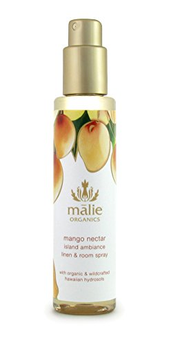 Malie Organics Linen and Room Spray - Mango - Room Nectar