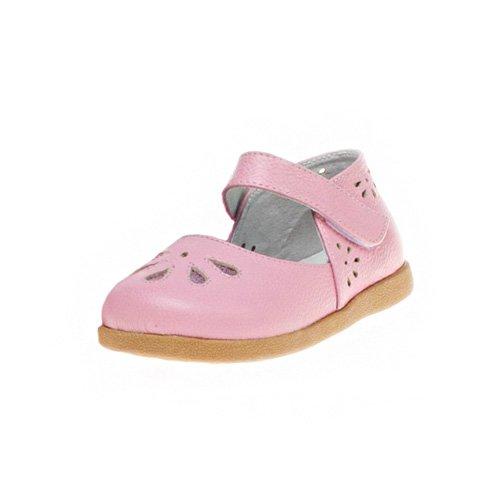 HLT Toddler/Little Kid Girl Decorative Waterdrops Mary Jane Dress Shoe