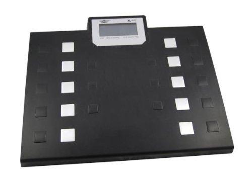 My Weigh XL-440 Talking High Capacity 440 Pound Bathroom Dig