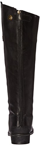 Leather Boot Black Penny Equestrian Sam Edelman Women's xafYRY