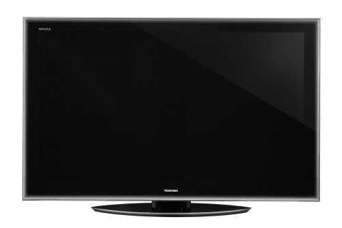 Toshiba REGZA Cinema Series 46SV670U 46-Inch 1080p LCD HDTV with LED Backlight and ClearScan 240, Black