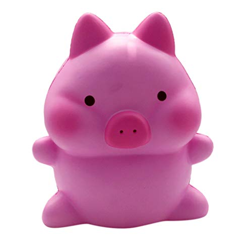 - Dirance @ Giant Cute Pink Big Suckling Pig Slowly Rising Creamy Fragrance Decompression Toy,6+ Kid's Gift