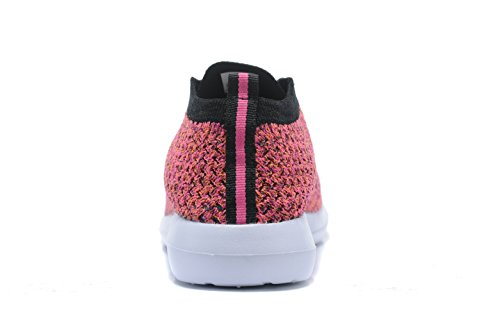 Sintético Kenswalk Red Material Zapatillas para de Hombre Running de xpnXCpB