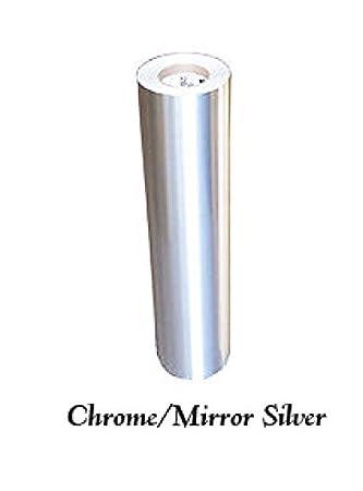 Mirror Silver/Chrome Look