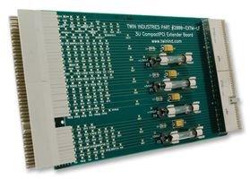 TWIN INDUSTRIES23498 Extensor tarjeta 3U cpci 32/64 bit, Price ...