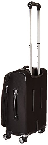 """Travelpro Platinum Magna 2  20"""" Expandable Business Plus Spinner, Black by Travelpro (Image #1)"""