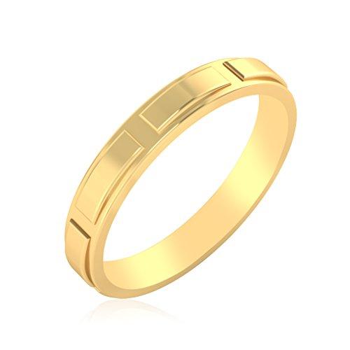 IskiUski 14KT Yellow Gold Ring for Women