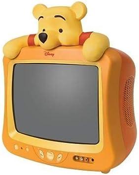 Disney MD 20050 Winnie THE POOH - CRT TV: Amazon.es: Electrónica