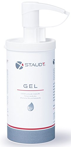 STAUDT dispensador del gel de 500 ml: agradable ungüento para la artritis, reumatismo y