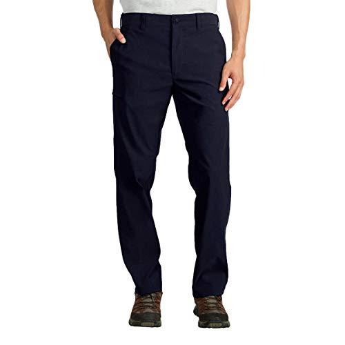 (UB Tech Union Bay Men's Classic Fit Comfort Waist Chino Pants (Navy, 36x30))