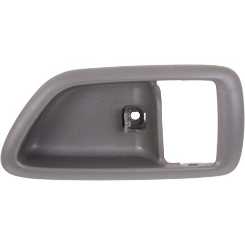 New Door Handle Trim Front or Rear Driver Left Side Gray LH Hand Sedan TO1358109