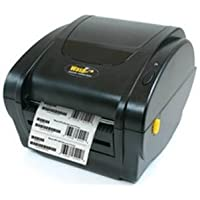 Wasp WPL205 Thermal Label Printer - Monochrome - 5 in/s Mono - 203 dpi - USB Serial Parallel
