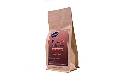 Veteran Roasters Cup O' Joe Coffee 12oz Bag - Whole Bean by Unknown