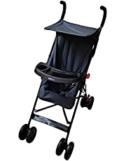 Bambio Push and Go Crutch Baby Stroller (Brown)