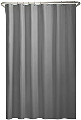 CASACLAUSI Shower Curtain Liner PEVA Bathroom Frosted Translucent Hotel Quality Eco-Friendly 70x72 inches