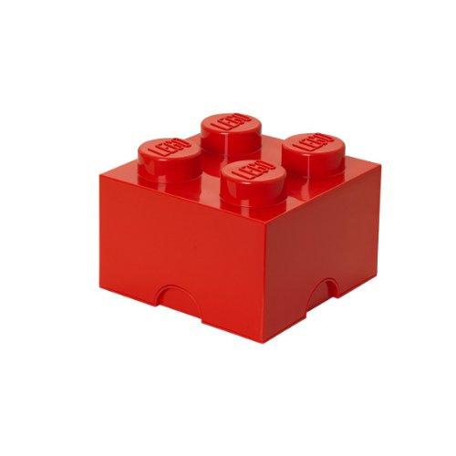 Room Copenhagen Brick Box, 4, Bright Red