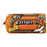 Food For Life Baking Organic Ezekiel 4:9 - Sprouted 100 Percent Whole Grain Flourless Bread, 24 Ounce -- 6 per case. by Food For Life Baking