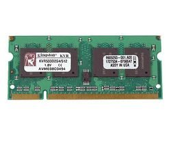 Kingston ValueRAM memory - 512 MB - SO DIMM 200-pin - DDR II ()