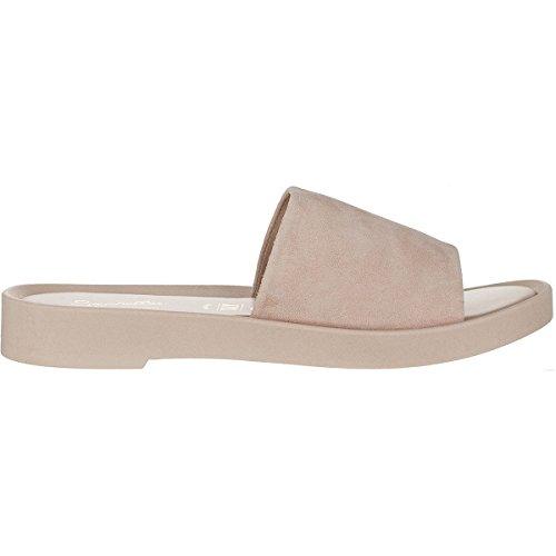 (Seychelles Footwear So Zen Sandal - Women's Pink Suede, 7.0)
