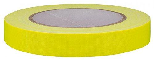 MONACOR 112380 - Nastro adesivo fosforescente