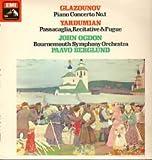 Richard Yardumian: Passacaglia, Recitative & Fugue (Piano Concerto) {1957} ~ Alexander Glazunov: Piano Concerto No. 1 in F Minor, Op. 92 ~~ Bournemouth Symphony Orchestra Conducted Paavo Berglund ~~~ EMI ASD 3367