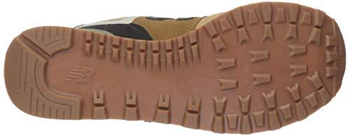 Herren Hemp Size 574v2 black One Sneaker Balance New Grau 5aPw7Fqx