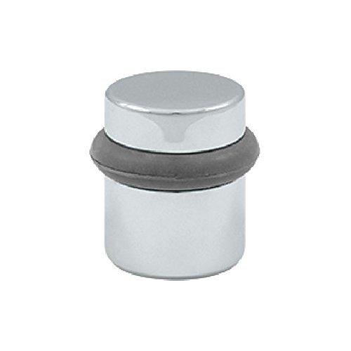 Deltana UFB4505U26 Solid Brass 1 1/2-Inch Round Universal Floor Bumper