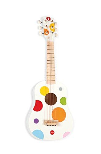 Janod 4507598 - Gitarre Konfetti