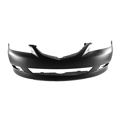 MBI AUTO - Painted To Match, Front Bumper Cover Fascia for 2003-2005 Mazda 6 Standard 03-05, MA1000187
