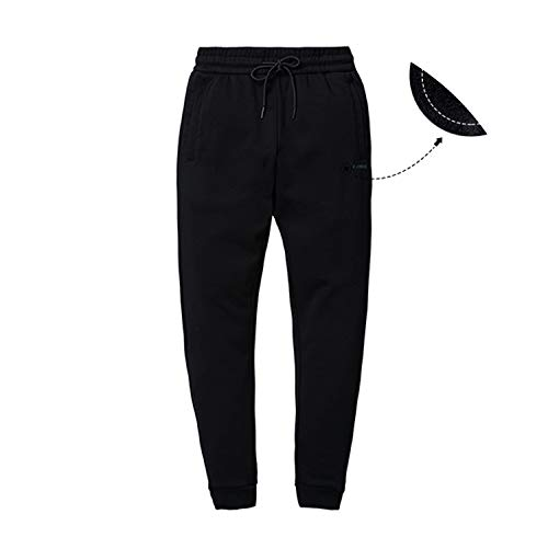 Conversion Set 86 (Pursuit-of-self 2019 Spring Winter New Jogger Pants,Black Thick,M)