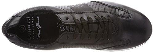 Bugatti Men's 311450014000 Trainers, Black Black (Schwarz 1000)